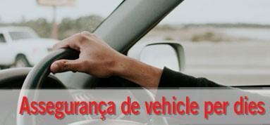 Assegurança de vehicles per dies